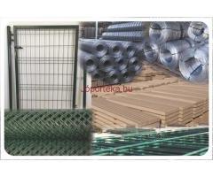 Vadháló drótkerítés kerítésdrót betonoszlop tüskésdrót tüskéshuzal kerítés építés oszlop