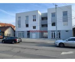 Bp. XVIII. kerület, Nemes u. 43. új építésű házban  36 m2 - 76 m2-es lakások / irodák eladók