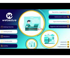 Weblap készítés | Webfejlesztés | Adatbázis | IT tanácsadás | Grafika