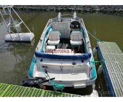 Motorcsónak Bayliner Capri 2052