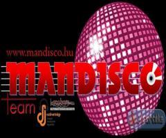Mandisco team