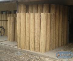 Eladó nádszövet kerítés mellé