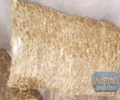 22mj/kg fűtőértékű  biomassza préselve, csomagolva, vas, zala megyében.