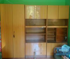 3-részes szekrénysor