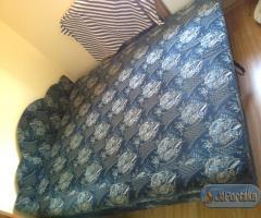 Költözés miatt kiválló állapotú, francia ágy eladó!