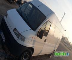 Fiat ducató maxi teherautó.csere is bmw audi