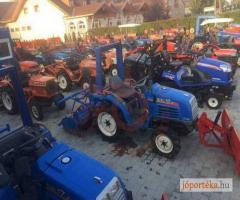 Japán traktorok