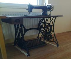 Antik singer varrógép eladó!