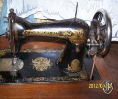 Antik singer (családi örökség) varrógép