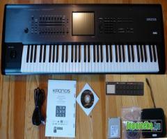 Buy 2 get 1 free korg 61-key middle eastern arranger keyboard pa500ort