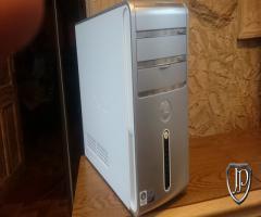 Dell inspiron 530 intel core 2 duo e8500 asztali gép!