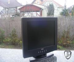 15-ös lcd monitor hibátlanul eladó
