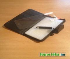 Iphone 4-4s, 5-5s telefontok kártyatartóval, fólia és érintő ceruza!!!