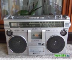 Siemens club 745 boombox rádiós magnó
