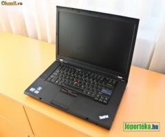Lenovo thinkpad t-510 laptop eladó újszerű állapot