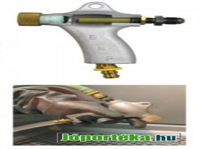 Bnp homokfúvó pisztoly
